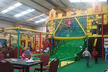 Castle Mania Indoor Adventure Play, Amble, United Kingdom