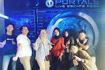 Portals Escape Room | EscapeThePortals, Tangerang, Indonesia