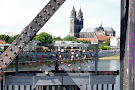 Hubbrucke Magdeburg