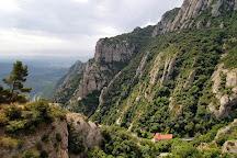 Montserrat, Monistrol de Montserrat, Spain