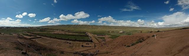 Tiwanaku Archaeological Complex