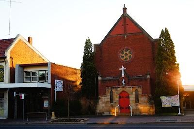 St James Muswellbrook Church
