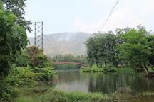 Inchathotty Suspension Bridge, Kothamangalam, India