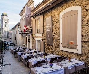 Au Caprice des Deux - Restaurant Bistronomique à Saint-Tropez