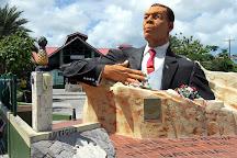 V C Bird Monument, St. John's, Antigua and Barbuda
