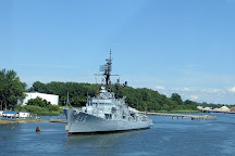Saginaw Valley Naval Ship Museum, Bay City, United States