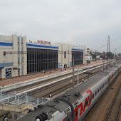 Train Station  Belgorod