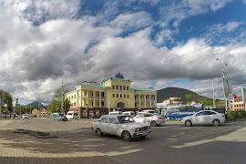 Автобусная станция   Pjatigorsk