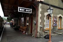 South Devon Railway, Buckfastleigh, United Kingdom