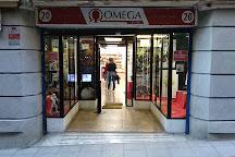 Omega Center, Madrid, Spain