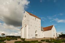 Hune Kirke, Blokhus, Denmark