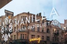 Manilla, Riga, Latvia