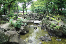 Oyokogawa Water Park, Sumida, Japan