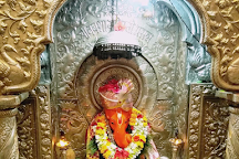 Shree Navshya Ganapati Temple, Nashik, India