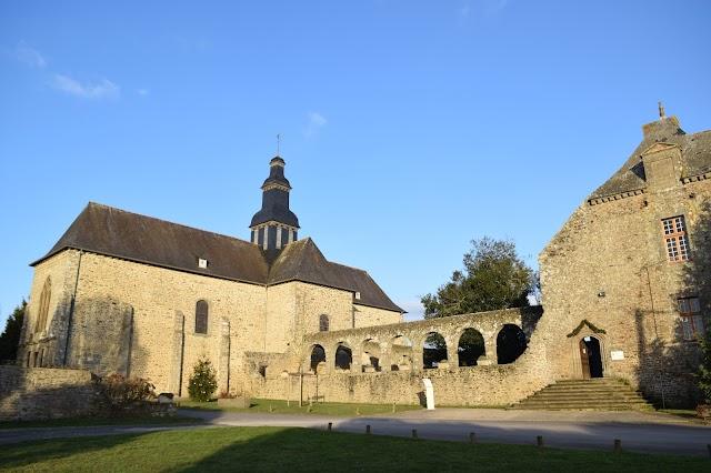 L'abbaye Notre Dame Du Tronchet