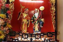 Hiang Thian Siang Ti Temple, Kuching, Malaysia