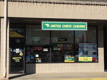 United Check Cashing Payday Loans Picture