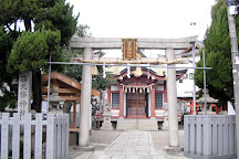 Nishikujo Shrine, Osaka, Japan