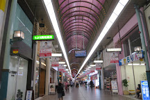 Matsuyama Gintengai, Matsuyama, Japan