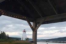 Kidston Island Lighthouse, Baddeck, Canada