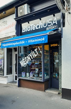 🕗 Viszlay Sport-Biotech Budapest Nyitva tartás 5a5ad66901