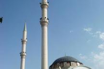 Hezreti Osman Mosque, Ashgabat, Turkmenistan