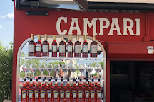 Campari Lounge By The George Hotel Hamburg, Hamburg, Germany