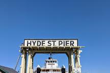 Hyde Street Pier, San Francisco, United States