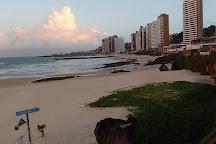 Areia Preta beach, Natal, Brazil