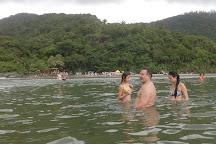 Branca Beach, Guaruja, Brazil