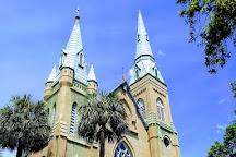 Wesley Monumental United Methodist Church, Savannah, United States