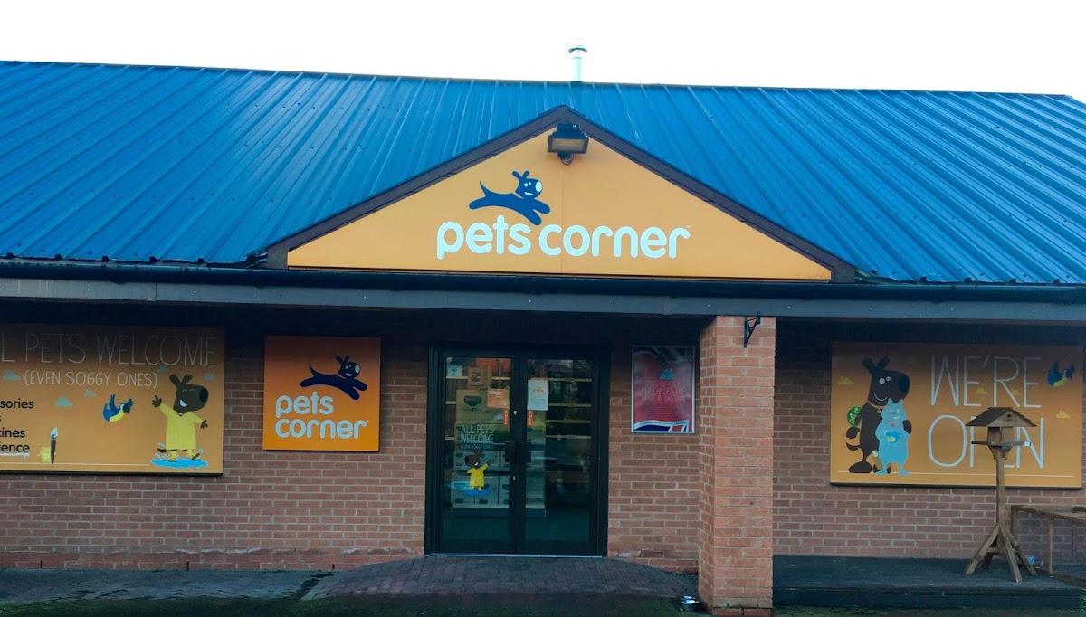 Pets Corner Oakham store