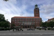 Frederiksberg Town Hall, Frederiksberg, Denmark