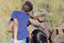 Wildebeest Kuil Rock Art Centre, Kimberley, South Africa