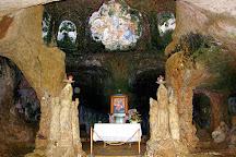 Piedigrotta Church, Pizzo, Italy