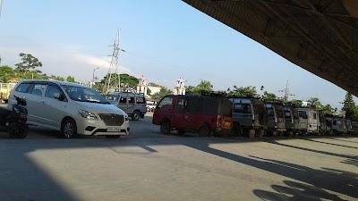 Inter State Bus Terminus
