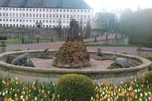 Schloss Friedenstein, Gotha, Germany
