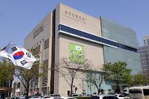 Hyundai Department Store Daegu, Daegu, South Korea