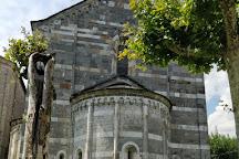 Chiesa Santa Maria del Tiglio, Gravedona, Italy
