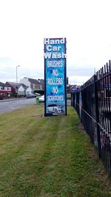 Super Hand Car Wash sheffield UK