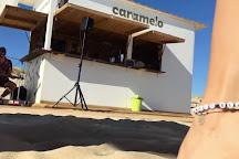 Caramelo Beach Club, Vila Real de Santo Antonio, Portugal