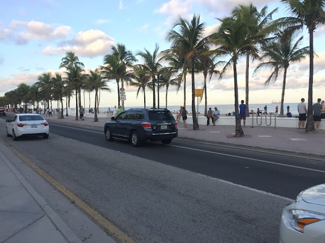 Fort Lauderdale Beach View Point