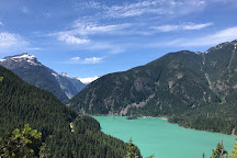 Colonial Creek Campground, North Cascades National Park, United States