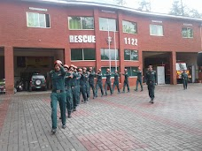 Rescue 1122 Main Station Murree