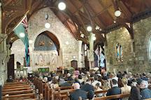 St Mary's Anglican Church Kangaroo Point, Brisbane, Australia
