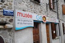 Musee Europeen De La Geothermie et Du Thermalisme, Chaudes-Aigues, France