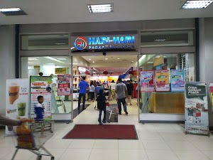 Hari Hari Pasar Swalayan Bintaro
