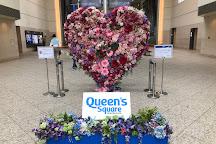 Queen's Square Yokohama, Minatomirai, Japan