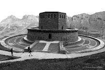 Sacrario Militare Germanico al Pordoi, Arabba, Italy