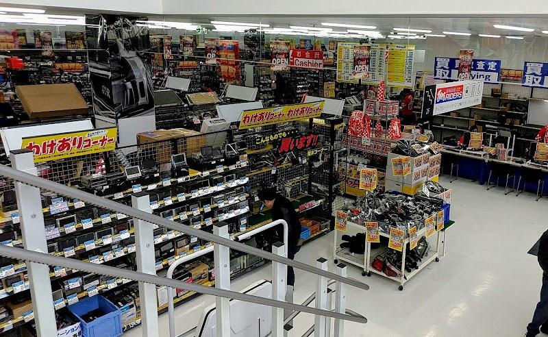 アップガレージライダース横浜町田総本店